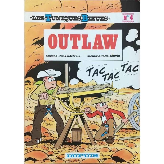 Tuniques Bleues (les) - Outlaw - EO 1973 - 1