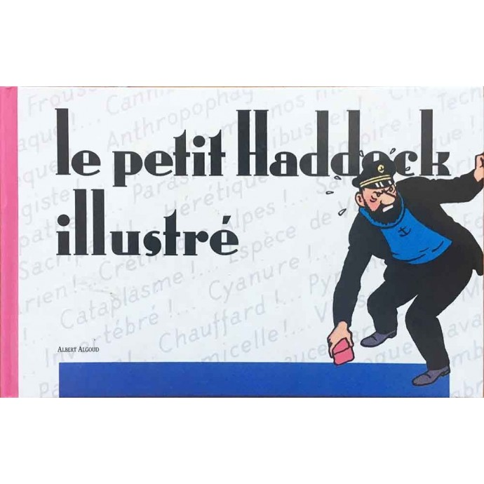 Tintin - Le petit Haddock illustré - EO 1988 - 1