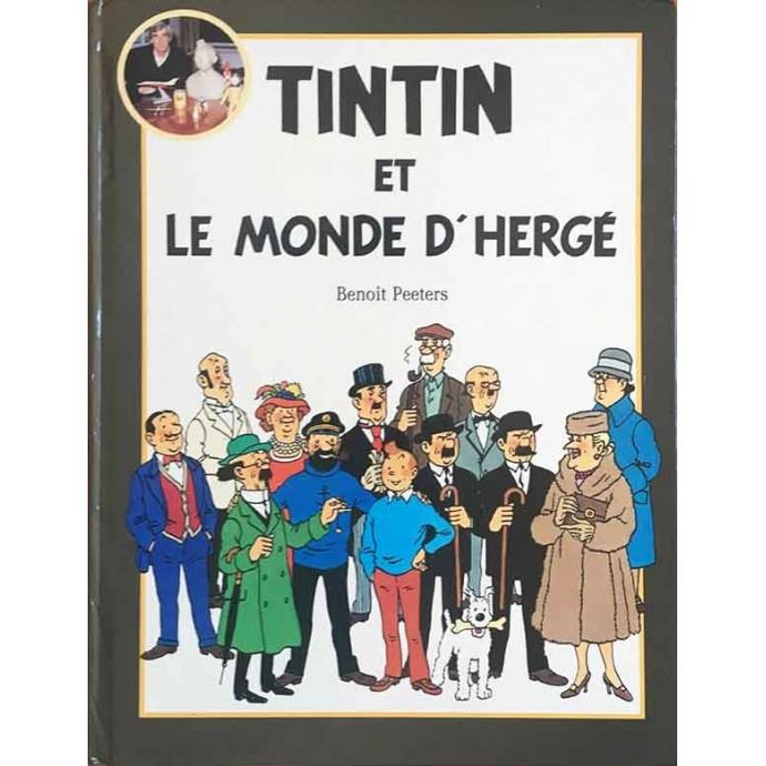 Tintin et le monde d'Hergé - 1988 - 1