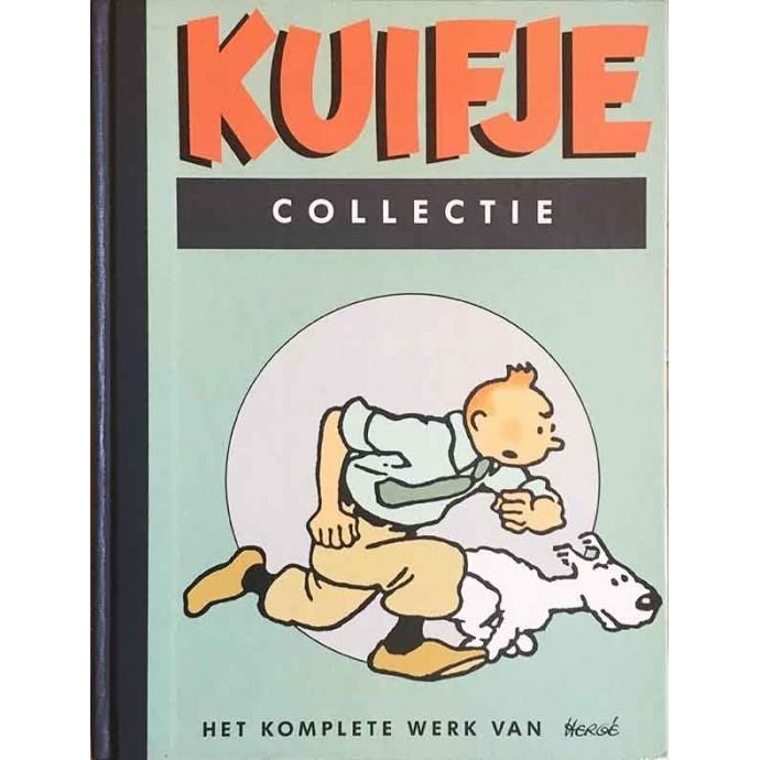 Hergé - KUIFJE Collectie - Artbook en néerlandais -1992 - 1