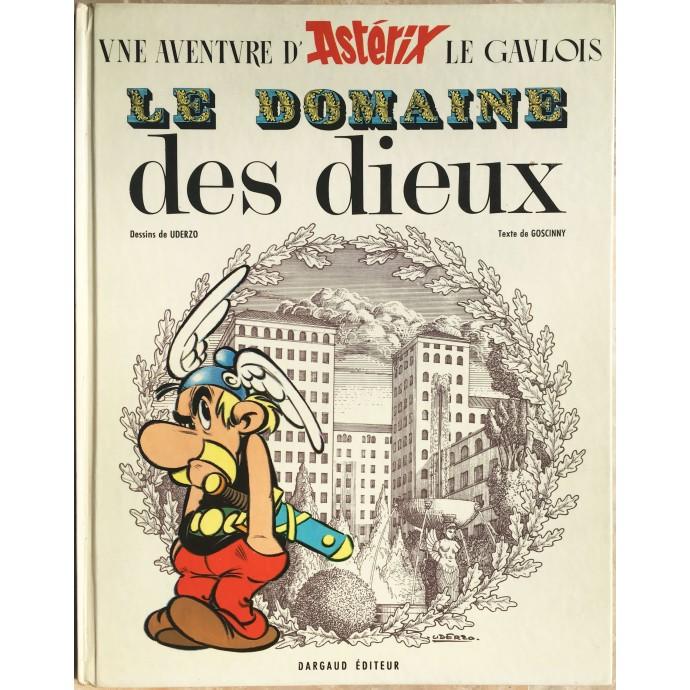 Astérix EO 1971 Le Domaine des Dieux