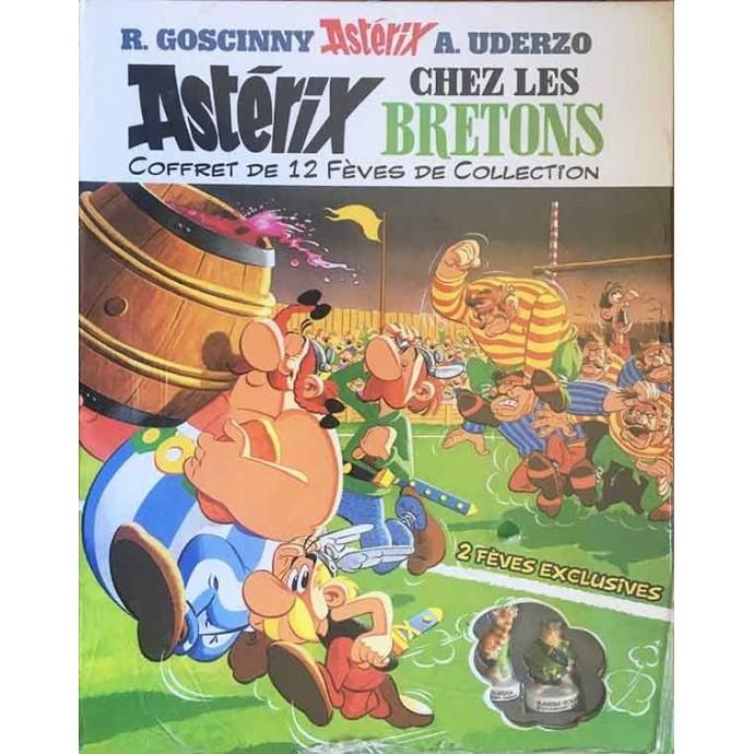 Astérix chez les Bretons - Coffret de 12 fèves de collection - 2011 - 1