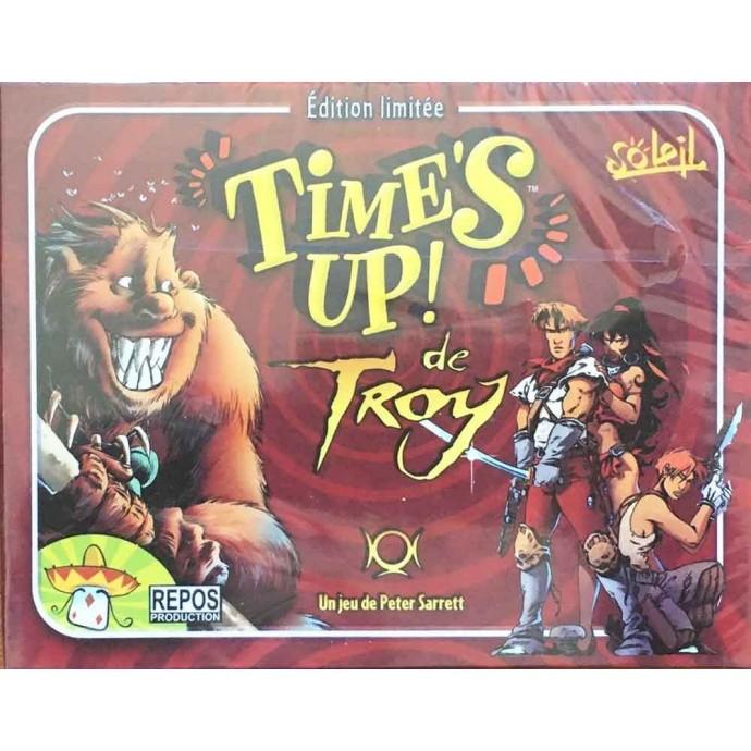 Lanfeust de Troy - jeu de cartes Time's Up de Troy - 2011 - 1