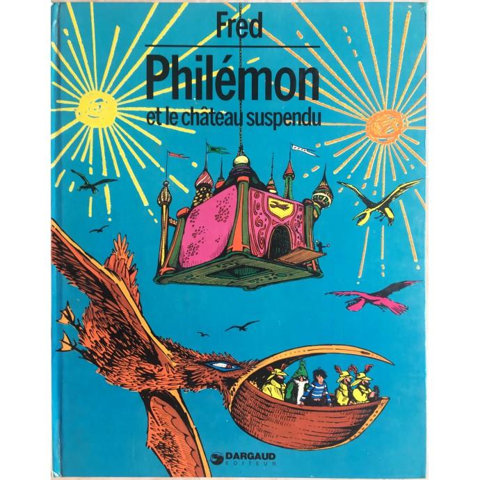 Philémon EO 1973 Philémon et le château suspendu