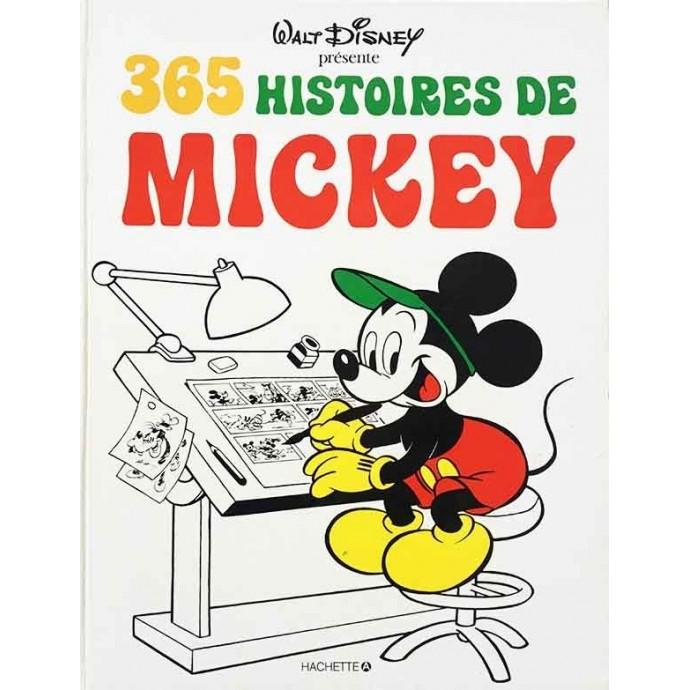 Walt Disney - 365 Histoires de Mickey - 1978 - 1