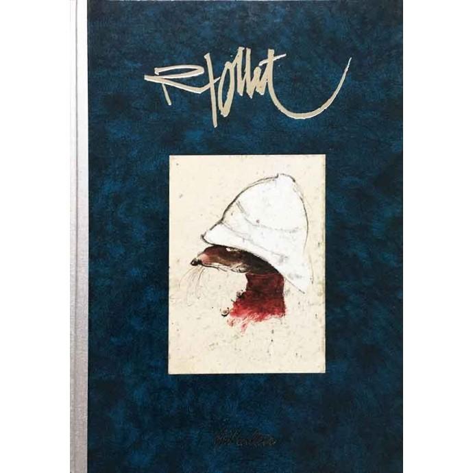 Follet René - Artbook - TL signé - 1993 - 1