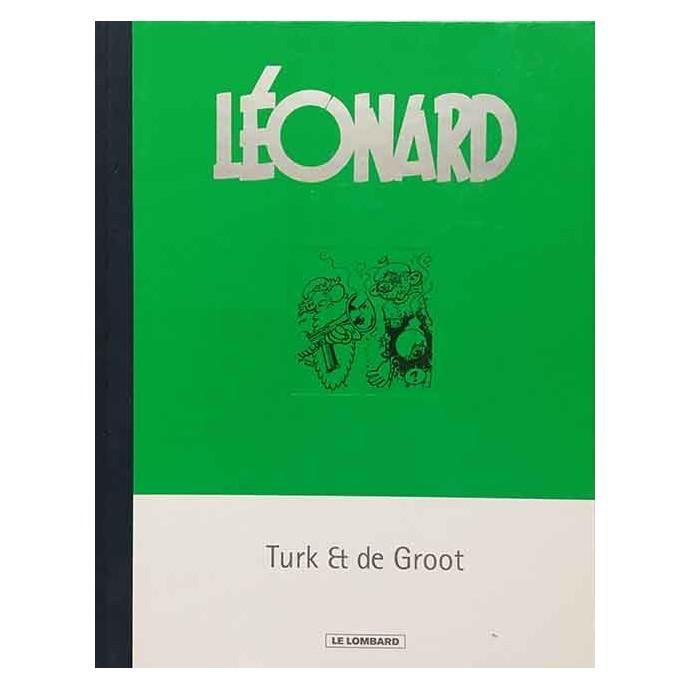 Léonard - TL Citroën Pub - 2001 + ex-libris - 1