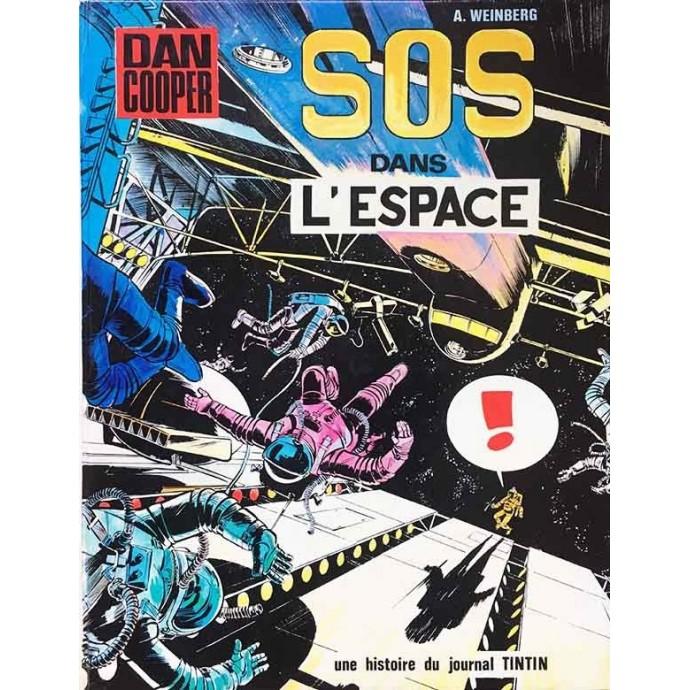 Dan Cooper - SOS dans l'Espace - EO 1971 - 1