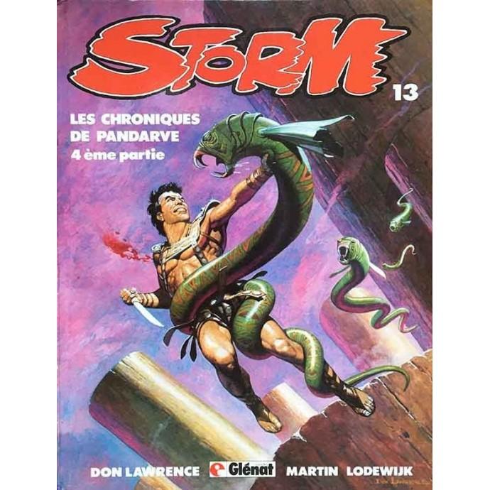 Storm - Les Chroniques de Pandarve 4ème partie - EO 1988 - 1