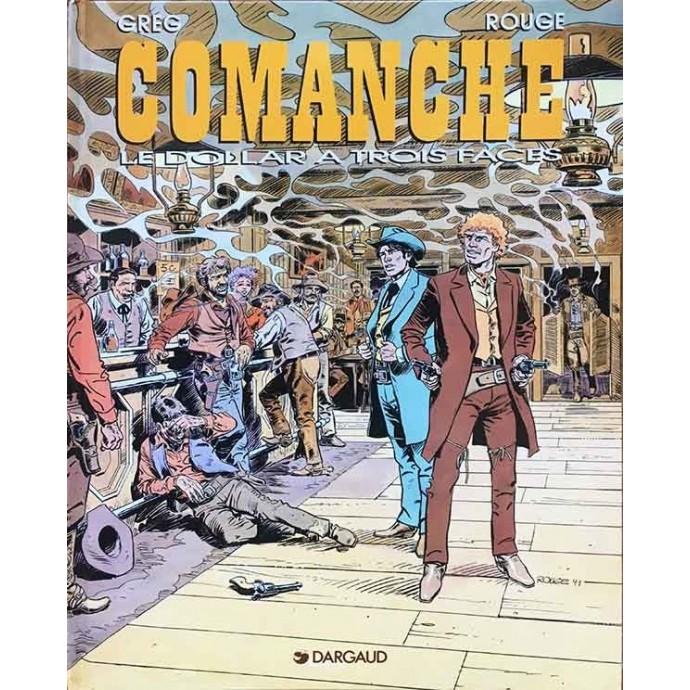 Comanche - Le Dollar à trois faces - EO 1992 - 1