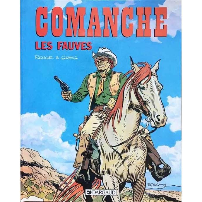 Comanche - Les Fauves - EO 1990 - 1