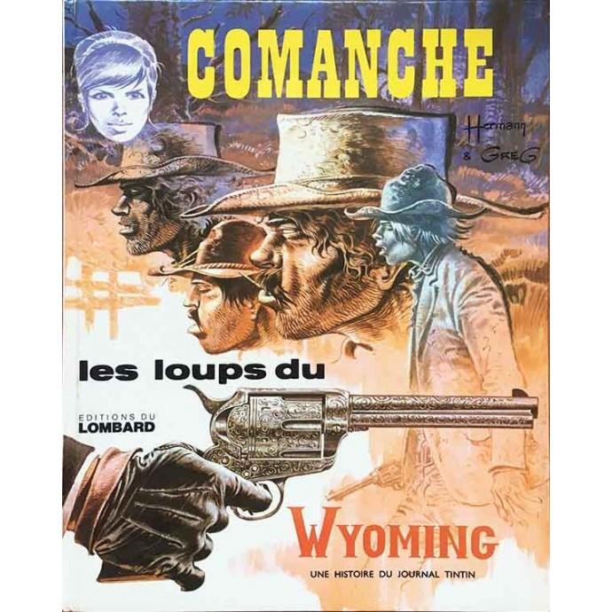 Comanche - Les Loups du Wyoming - EO 1974 - 1