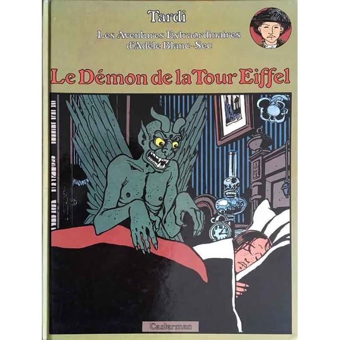 Adèle Blanc Sec - Le Démon de la Tour Eiffel - EO 1976 - 1