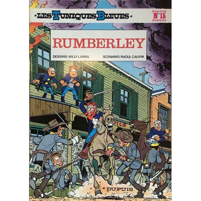 Tuniques Bleues (les) - Rumberley - EO 1979 - 1