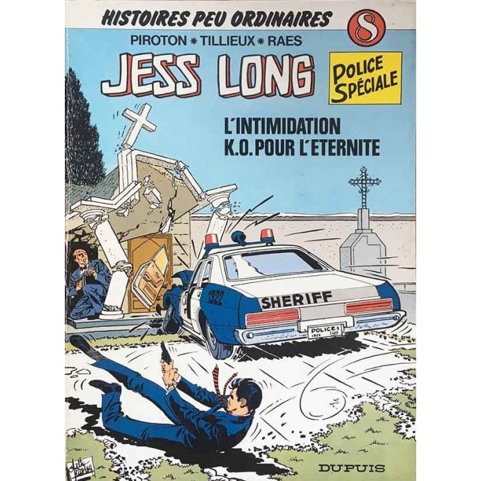 Jess Long - Tome 8 - EO 1983 - 1