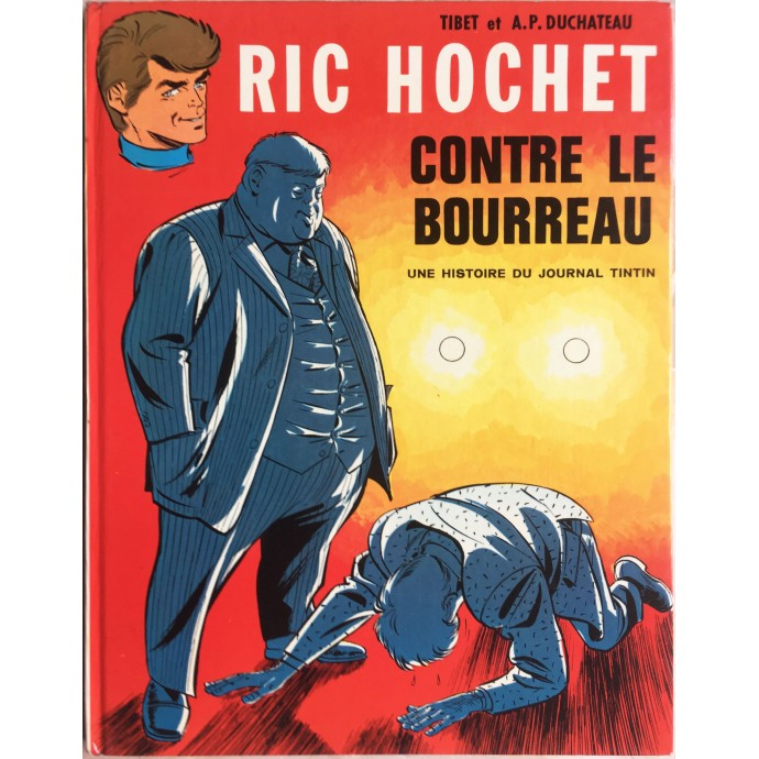 Ric Hochet EO 1972 Ric Hochet contre le bourreau