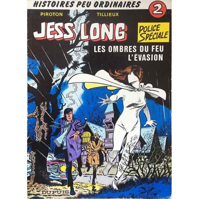 Jess Long - Tome 2 - EO 1977 - 1