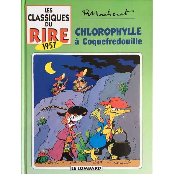 Chlorophylle à Coquefredouille - Les Classiques du Rire 1957  - INT2 - 1998 - 1