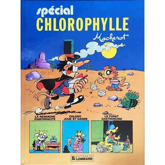 Chlorophylle - Spécial Chlorophylle  - HS - 1984 - 1
