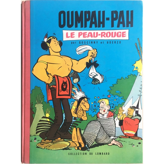 Oumpah-pah EO 1961 Le peau-rouge