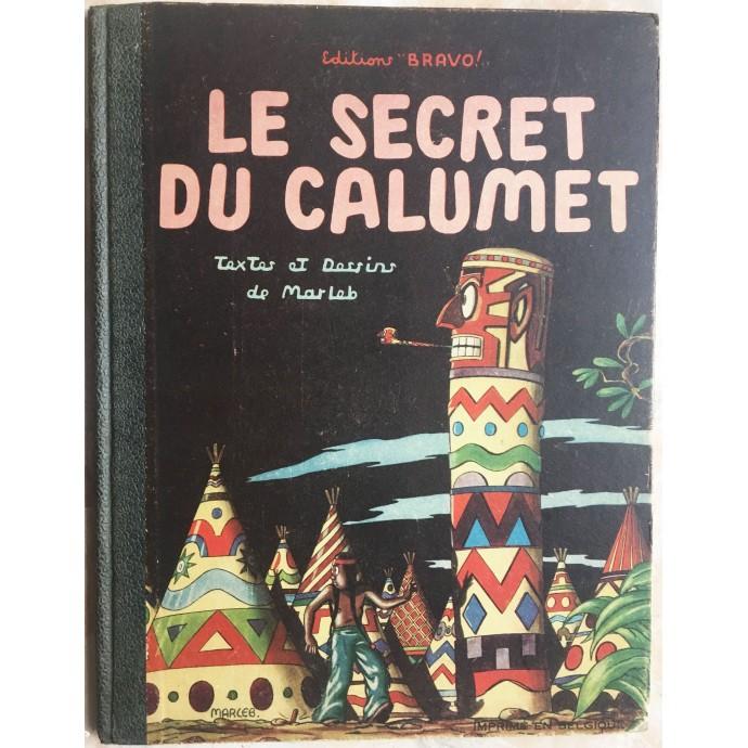 Secret du Calumet (Le) EO 1947