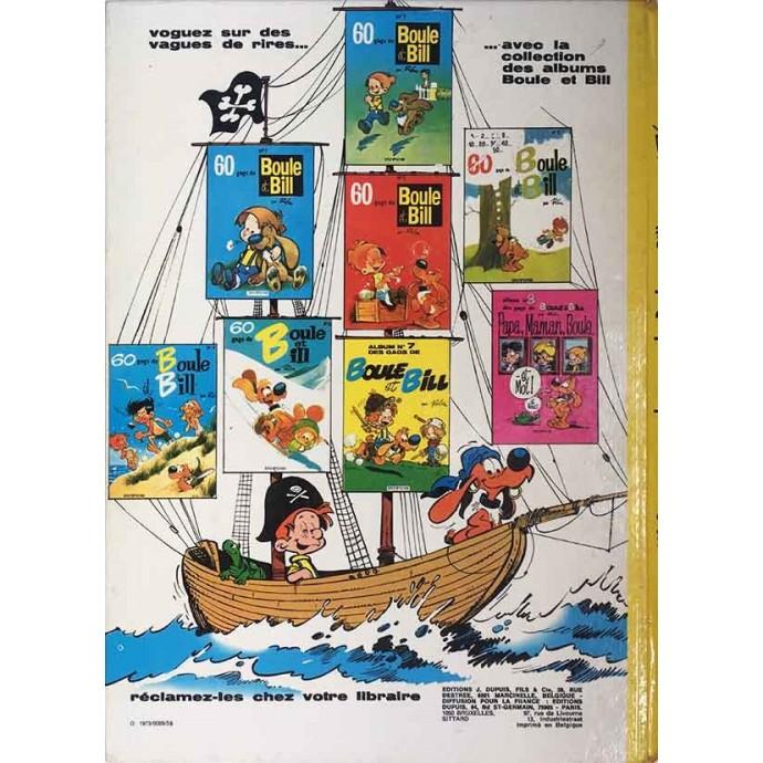 Boule et Bill - Une vie de chien n° 9 - EO 1973 - 3