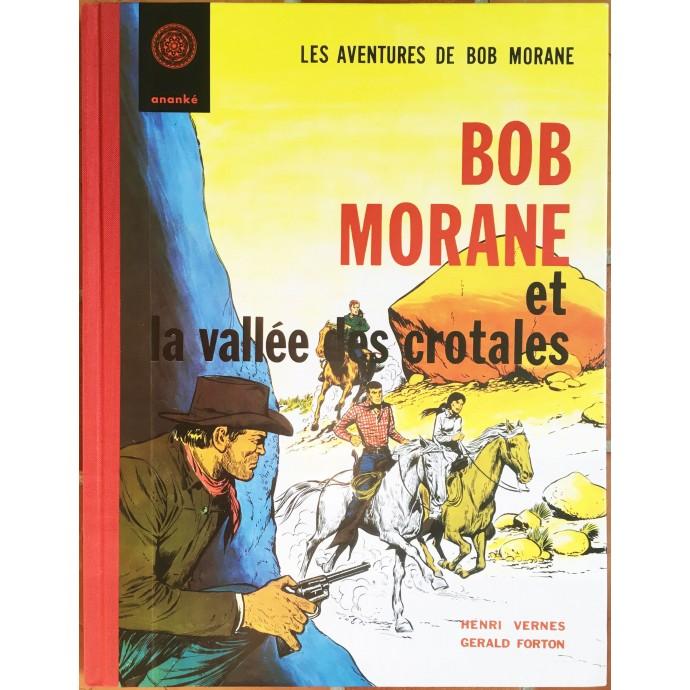 Bob Morane et la Vallée des Crotales TL 2010