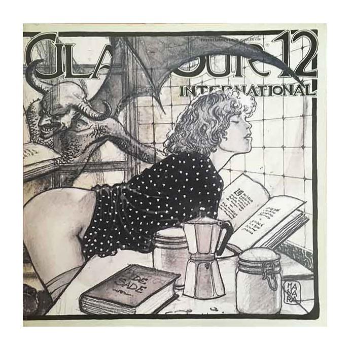 Glamour international 12 - Erotica - EO 1988 - 1