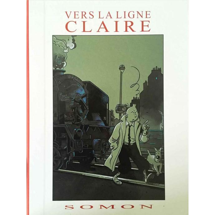 Somon - portfolio - Vers la ligne claire + Original - TL 2012 - 1