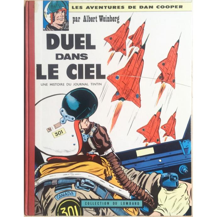 Dan Cooper Duel dans le ciel EO 1962