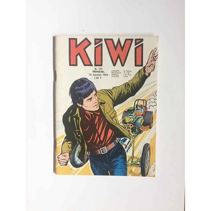 Kiwi - n°177 - EO 1970 - 1