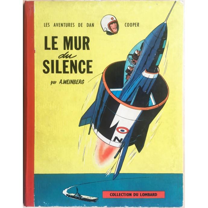 Dan Cooper Le  Mur du Silence EO 1959