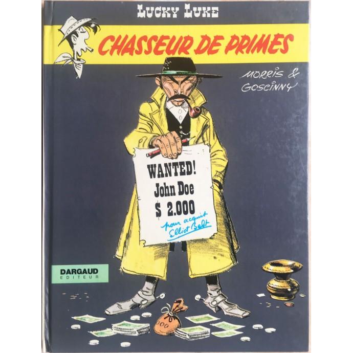 Lucky Luke Chasseur de Primes EO 1972