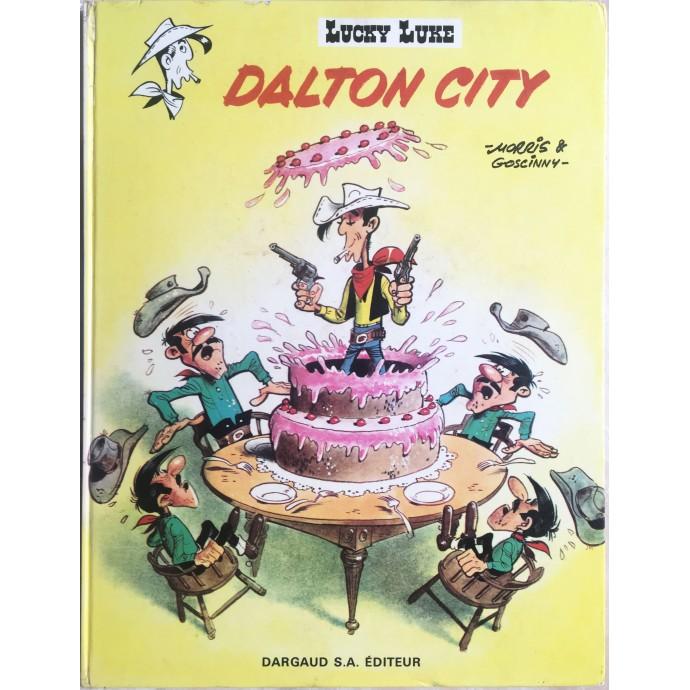 Lucky Luke Dalton City EO 1969