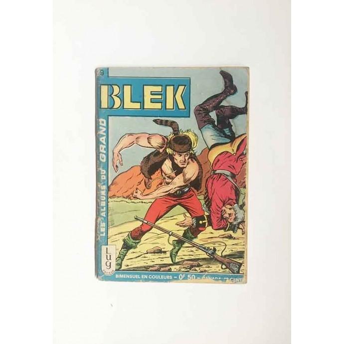 Blek - n° 9 - EO 1963 - 1