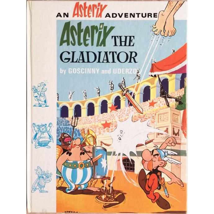 Asterix the gladiator 1970