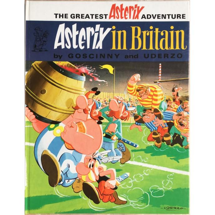 Asterix in Britain 1972