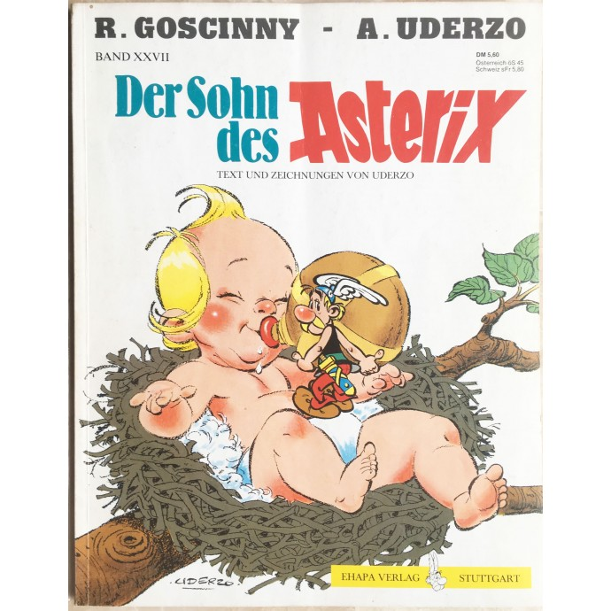 Astérix Der Sohn des Asterix 1983
