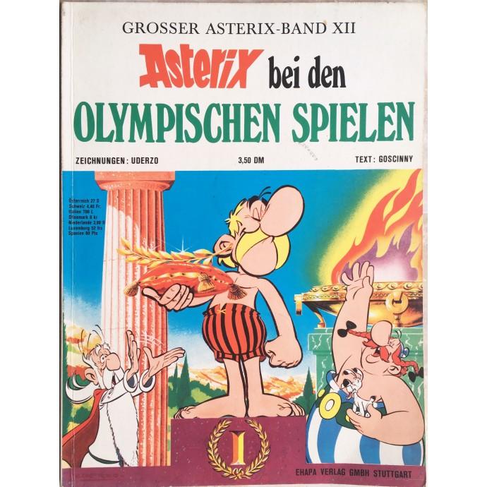 Asterix bei den Olympischen Spielen 1972