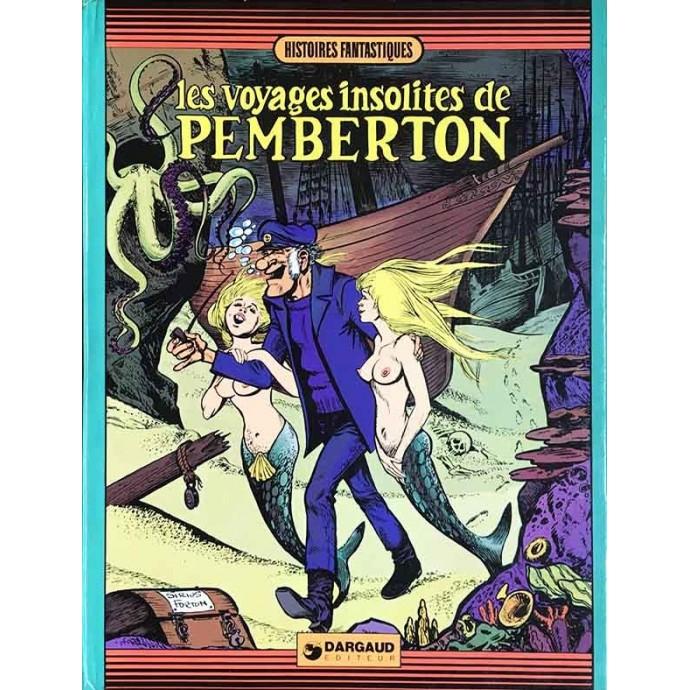 Pemberton (les voyages insolites de)  - Sirius - EO 1976 - 1