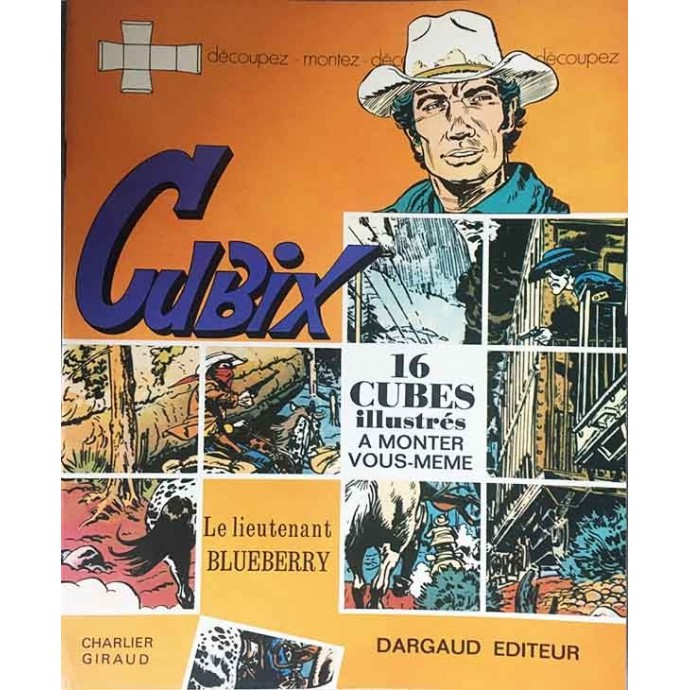 BLUEBERRY - Cubix - 1971 - 1