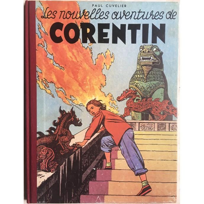 Corentin Les Nouvelles Aventures de Corentin TL 1982