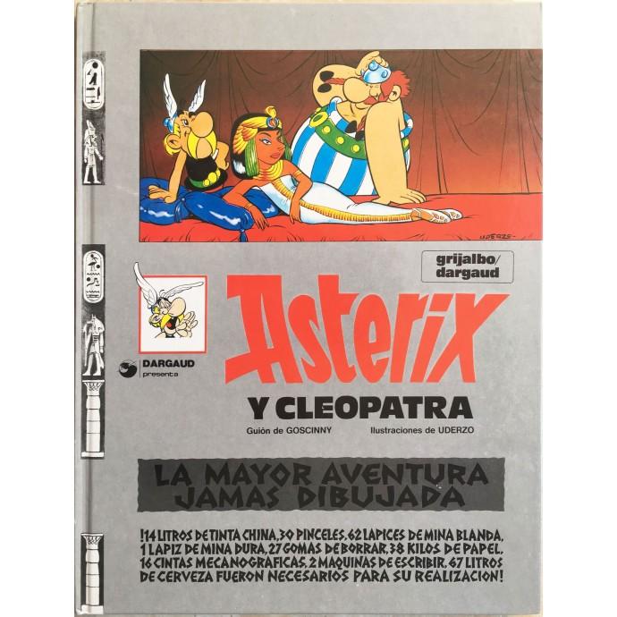 Asterix y Cleopatra 1991