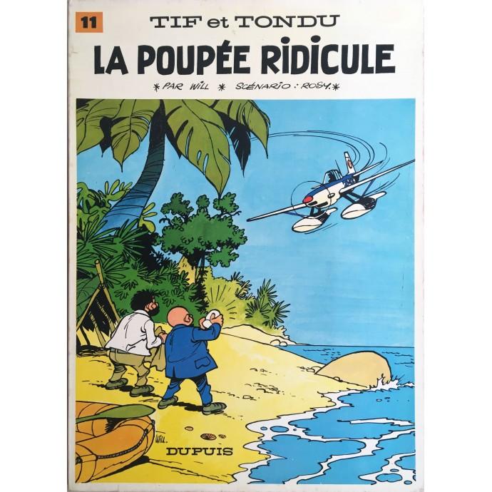 Tif et Tondu La Poupée ridicule EO 1968