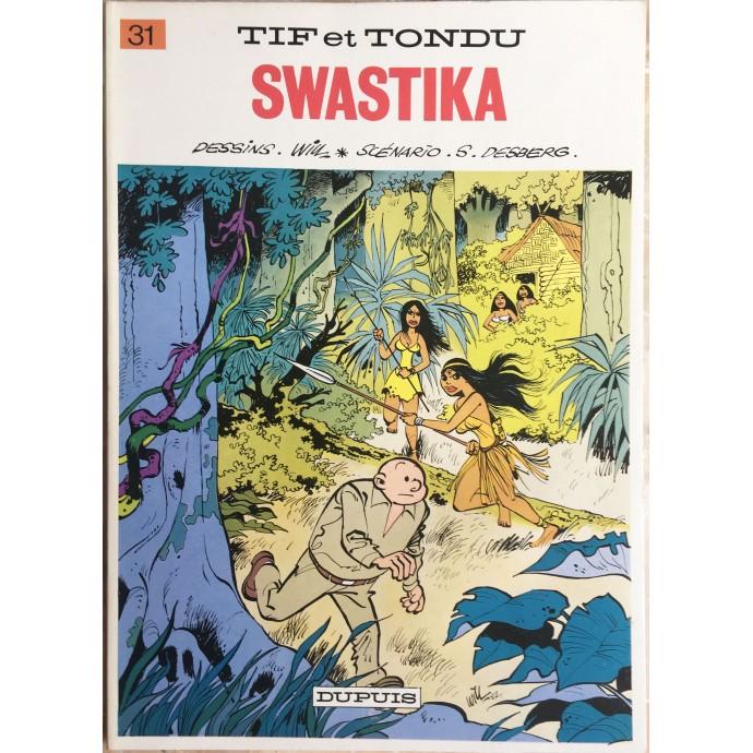 Tif et Tondu Swastika EO 1983