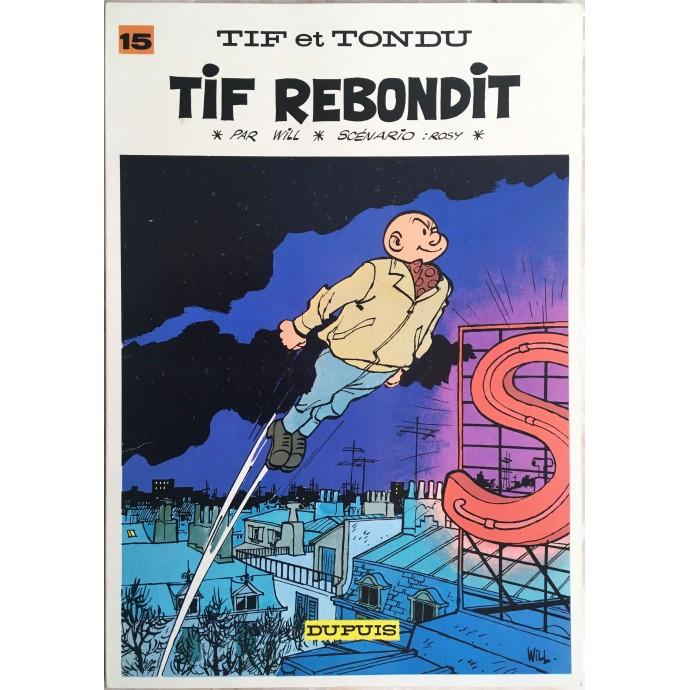 Tif et Tondu Tif rebondit EO 1969