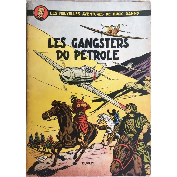 Buck Danny Les Gangsters du pétrole 1953