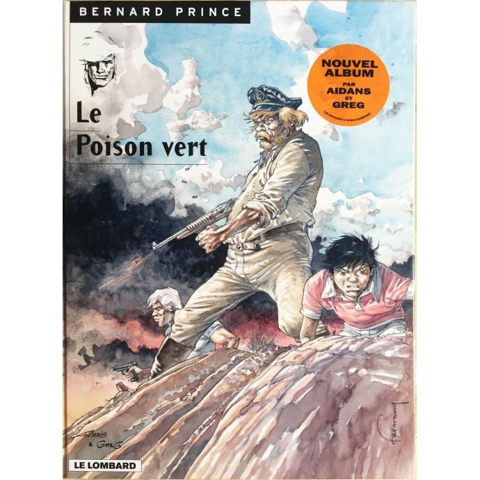 Bernard Prince - Le Poison vert - EO 1999 - 1