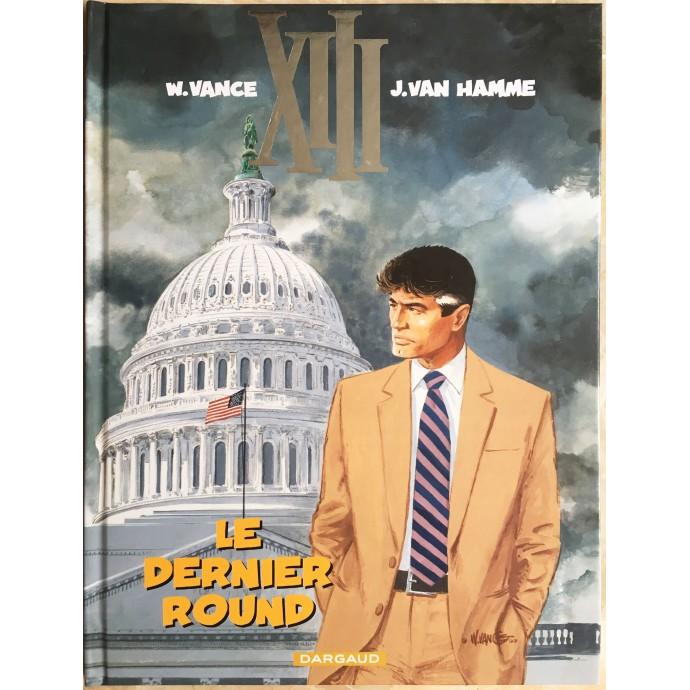 Treize XIII - Le dernier round - 2007 Platinium Edition - 1