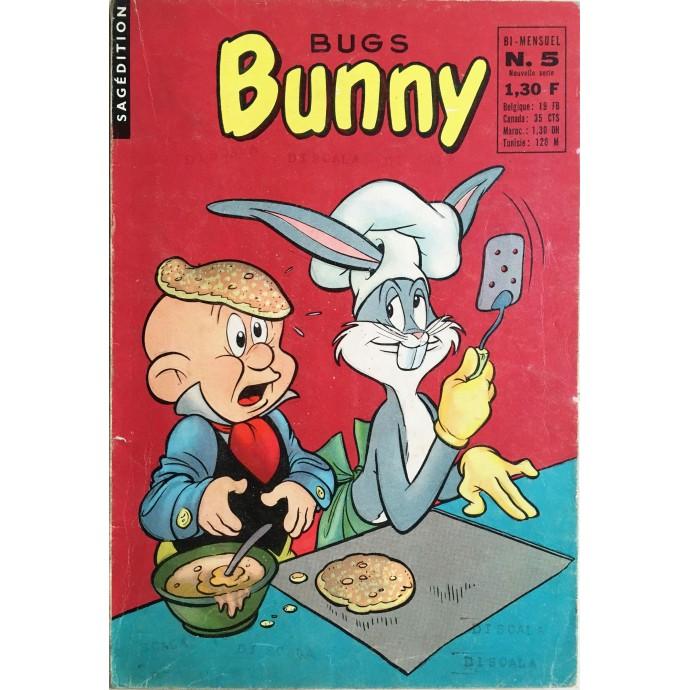 Bugs Bunny - bi-mensuel n° 5 - 1
